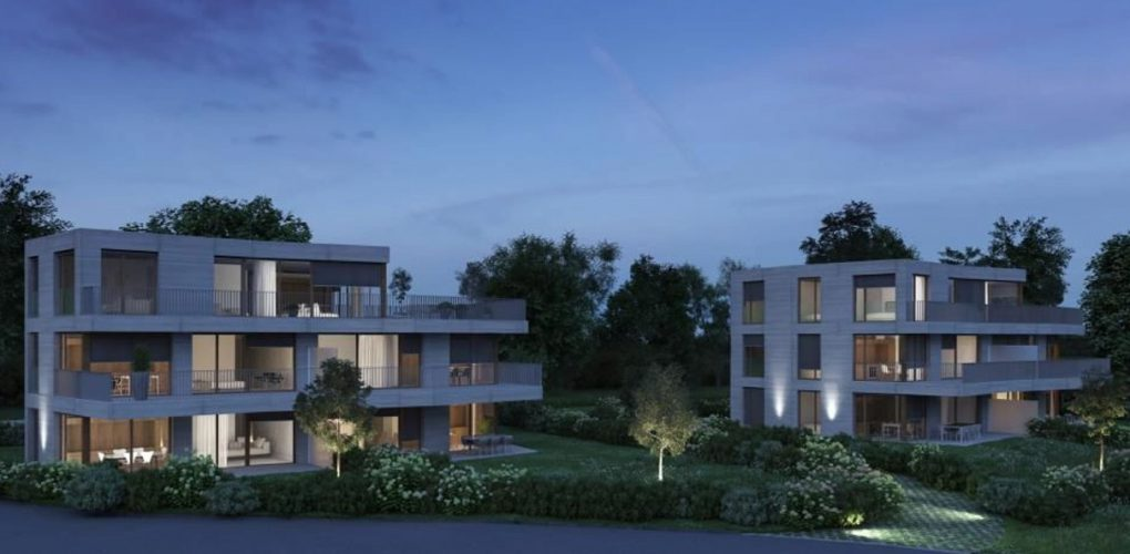 Projet immobilier neuf versoix gen ve nouvelle promotion for Projet appartement neuf