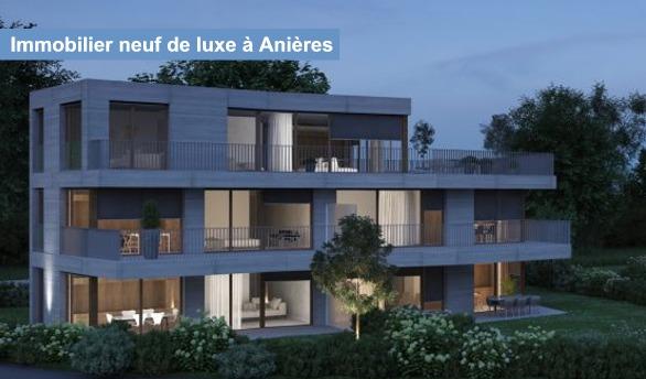 promotion immobiliere de prestige luxe anieres geneve