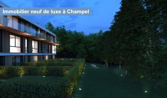 promotion immobiliere de prestige luxe champel geneve