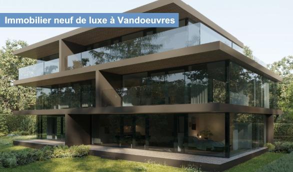 promotion immobiliere de prestige luxe vandoeuvres geneve